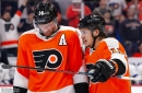 Flyers complete third-period collapse in 4-3 loss to Senators