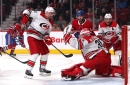 McElhinney shines as Canes edge Canadiens