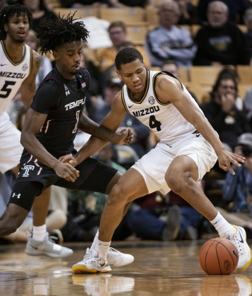Mizzou charges back but falls to Temple
