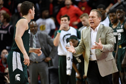 Couch: Michigan State's basketball education at Louisville went well beyond Foster Loyer