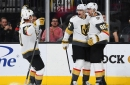 Golden Knights' second line bolstering red-hot offense