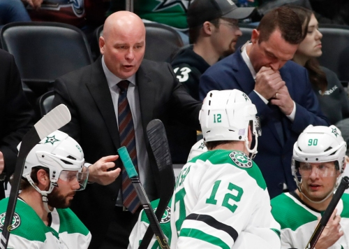 Stars 'didn't have any concern' that game-winner in Calgary would be overturned due to goalie interference