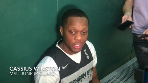 Turnovers still an issue as MSU preps for Big Ten opener at Rutgers