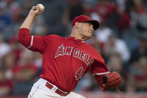 Garrett Richards leaves Angels to ink deal with Padres