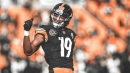 Steelers WR JuJu Smith-Schuster says he wants to play entire career in Pittsburgh