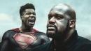 Shaquille O'Neal bestows the Superman 2.0 name to Giannis Antetokounmpo