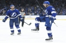 Lightning ends Sabres' winning streak in exciting game
