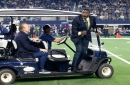 Watch: Michael Irvin enters Cowboys euphoria following Dallas' stunning win over New Orleans