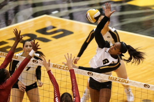 Munlyn evolves into Mizzou volleyball's biggest star