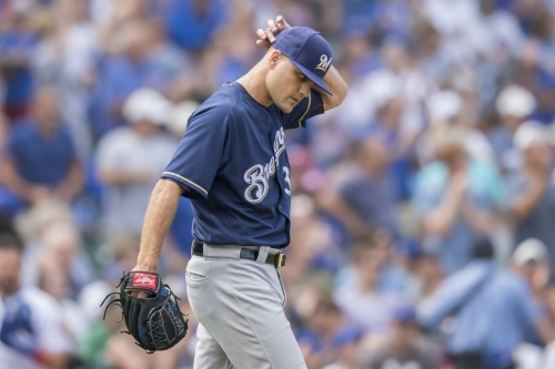 Report: Brewers to non-tender reliever Dan Jennings