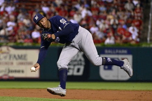 Milwaukee Brewers non-tender Jonathan Schoop, Xavier Cedeño, and Dan Jennings