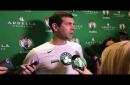 Boston Celtics starting lineup: Marcus Morris, Marcus Smart will start vs. Cavaliers