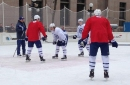 Leafs loosen up in great outdoors at Gardiner Classic