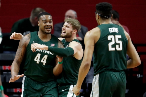 Michigan State basketball takes a punch vs. Rutgers, then lands its own