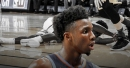 Thunder rookie Hamidou Diallo returns from scary-looking ankle injury