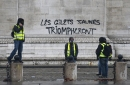 French protesters clash with police in Paris; 107 arrested