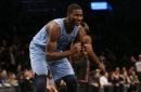 Grizzlies win in double OT in Brooklyn 131-125