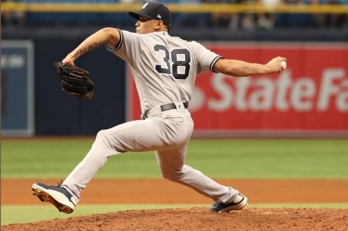 Surveying the Yankees' starting pitching depth in 2019