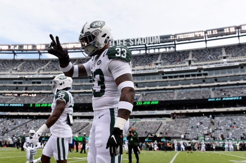 How Jets' Jamal Adams has reached the next level and become a bright spot in a bad season