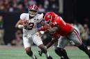 College Football Late Championship Saturday: #1 Alabama Faces #4 Georgia