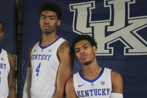 Quade Green joins Nick Richards in losing PT: Calipari explains why