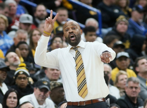 UCF offers tall test for Martin's Tigers
