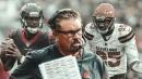 Browns interim HC Gregg Williams claims he'd still take Myles Garrett over Deshaun Watson