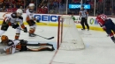 Evgeny Kuznetsov shows off slick stick handling to score a beauty vs. Ducks
