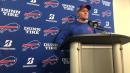 Buffalo Bills' coach McDermott: Josh Allen played a heck of a game