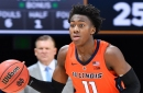 Illinois falls to Nebraska in Big Ten opener