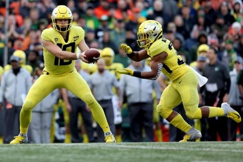 Michigan State vs. Oregon in Redbox Bowl: Breaking down the Ducks