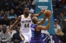Hornets struggle on both ends, lose 119-109