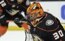 Ducks goalie Ryan Miller comes through in relief after John Gibson is pulled