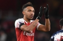 Arsenal hero Charlie Nicholas wants Pierre-Emerick Aubameyang stripped of penalty duties