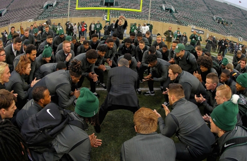 Michigan State football has chance to fix itself in Redbox Bowl