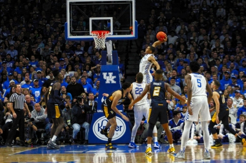Kentucky passed its first test in a tough December slate