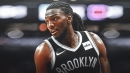 Nets' Kenneth Faried likes comments on Instagram about his playing time