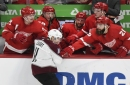 NHL to hold hearing for Red Wings' Tyler Bertuzzi for cheap shot against Avs' Ian Calvert