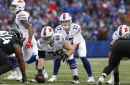 Report: Bills working out centers after Bodine surgery