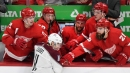 Red Wings' Tyler Bertuzzi suspended 2 games for punching Matt Calvert