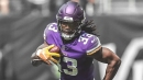 Vikings RB Dalvin Cook says not 'surprised' by lack of carries