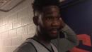 Phoenix Suns center Deandre Ayton talks about playing against Sacramento Kings forward Marvin Bagley III on Dec. 4, 2018