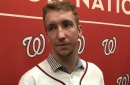Erick Fedde bulking up, determined to be part of Nationals' rotation in 2019...