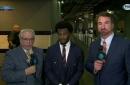 Jourdan Lewis on big interception in win over Saints | Cowboys Press Conference