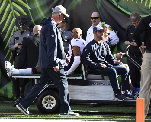 Without him, Chris Harris feels Broncos' secondary remains up-to-task