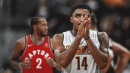 Nuggets' Gary Harris set for MRI after exit vs. Raptors with groin injury