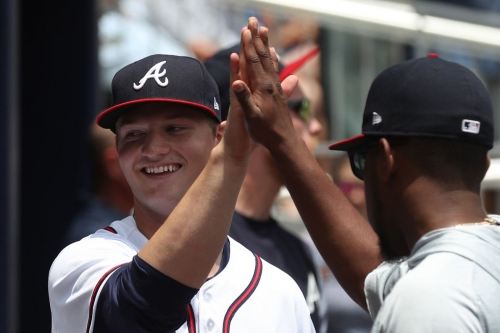 Braves reportedly offer Austin Riley/Mike Soroka package for J.T. Realmuto