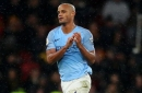 Man City legend Vincent Kompany is facing an uncertain future with typical defiance