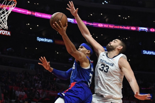 Memphis Grizzlies vs. Los Angeles Clippers Game Preview