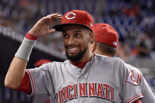 How could the Royals get the most out of Billy Hamilton?
